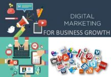 Digital marketing the rapidly growing business!